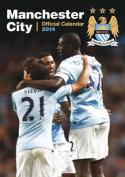 Official Manchester City 2014 Calendar