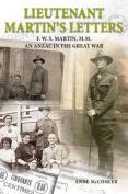 Lieutenant Martin's Letters