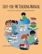 Easy-For-Me Reading Teaching Manual
