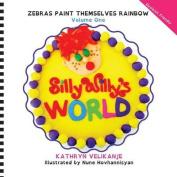 Zebras Paint Themselves Rainbow