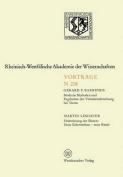 Moderne Methoden Und Ergebnisse Der Verhaltensforschung Bei Tieren. Orientierung Der Bienen [GER]