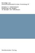 Bundestag Und Burger Im Spiegel Der Demoskopie  [GER]