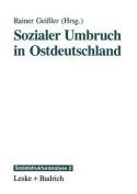 Sozialer Umbruch in Ostdeutschland  [GER]