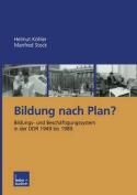 Bildung Nach Plan? [GER]