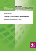 External Embeddedness of Subsidiaries