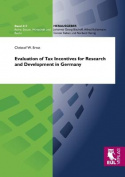 Evaluation of Tax Incentives for Research and Development in Germany
