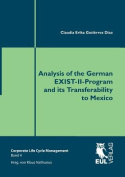Analysis of the German EXIST-II-Program and Its Transferability to Mexico