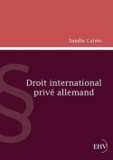 Droit International Prive Allemand [GER]