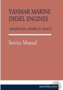 Yanmar Marine Diesel Engines 3jh3(b)(C)E(a), 4jh3(b)(C)E, 4jh3ce1
