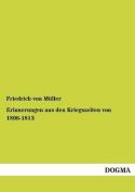 Erinnerungen Aus Den Kriegszeiten Von 1806-1813 [GER]