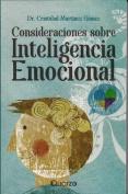 Consideraciones Sobre Inteligencia Emocional  [Spanish]