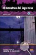 El Monstruo del Lago Ness Book + CD [Spanish]