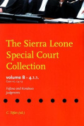 The Sierra Leone Special Court Collection