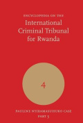 Encyclopedia on the International Criminal Tribunal for Rwanda