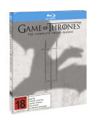 Game of Thrones Season 3 [Blu-ray] [Blu-ray] [Region 4] [Blu-ray]