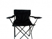 Kids Camping Chair Black