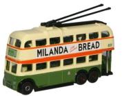 Oxford Diecast Glasgow Corporation Transport # NQ1004
