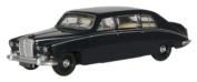 Dark Blue Daimler DS420 Limo