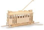 Tram Woodcraft Construction Kit
