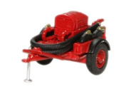 Oxford 1:76 Red Coventry Climax Pump