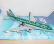 14cm Airline Model Aeroplane Various Colours