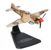 Oxford Diecast Curtiss P40E Kittyhawk MkIa - 1/72 Scale Diecast Model