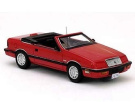 Chrysler Lebaron Cabriolet (1990) Resin Model Car