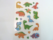 Dinosaur Stickers Kids / Childrens Labels for party bags , scrap books , card making or notebook decoration