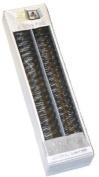 Bind-It-All OWire 3.2cm 4/Pkg-Antique Silver