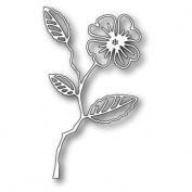 Memory Box Die - Dogwood Blossom Outline