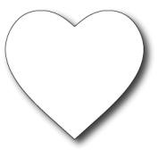 Memory Box Die, Cupid Heart