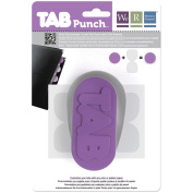 Tab Punch - Circle