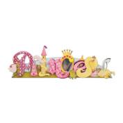 Karen Foster Princess Stacked Statement 3-D Title Sticker