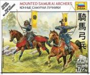 Zvezda 1/72 Mounted Samurai-Archers # 6416