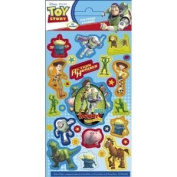 Toy Story 3 - Fun Foiled Stickers