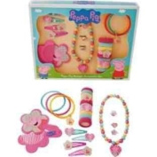 Peppa Pig Hair & Jewellery Set