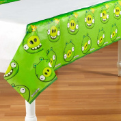 Amscan Angry Birds Paper Tablecloth - 140cm x 240cm [Toy]