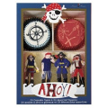 Ahoy There Pirate Cupcake Kit - 1 Pack