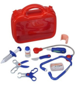 Dr. Sam's Doctor Case - Pretend Play Fun - 10 piece play set