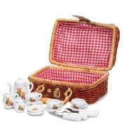 Tobar Bear Family Mini Tea Set
