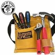 Tool Belts - Sale for children Belt Pouch Tool Kit 02 - 7pieces A600102 ca 80cm