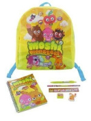 Moshi Monsters Stationery Filled Backpack
