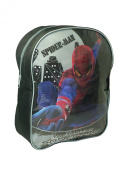 SPIDERMAN 4 MOVIE BOYS KIDS PADDED SCHOOL NURSERY BACKPACK RUCKSACK TRAVEL BAG
