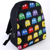 Game Ghosts Design Black Backpack Rucksack 38cm x 31cm school fashion