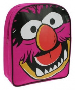 Animal The Drummer Muppets Kids School Bag Backpack Rucksack