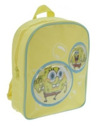 Trade Mark Collections Spongebob Bubbles Backpack School Bag