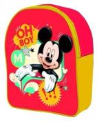 Disney Mickey Mouse OH BOY Junior Backpack Bucksack School Bag