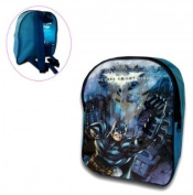 BATMAN THE DARK KNIGHT RISES SCHOOL NURSERY BACKPACK RUCKSACK TRAVEL BAG