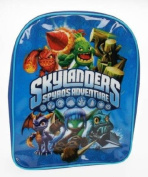 Skylanders Spyro's Adventure Blue Kids School Bag Backpack Rucksack - 1004