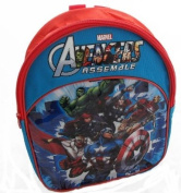 Marvel Avengers Assemble Iron Man Hulk Captain America Thor Junior Backpack / School Rucksack with Padded Shoulder Straps